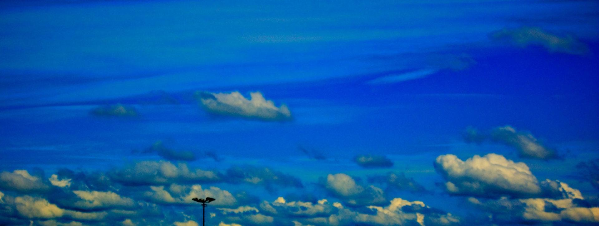 Under A Cloud 34x90